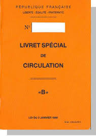 livret circulation
